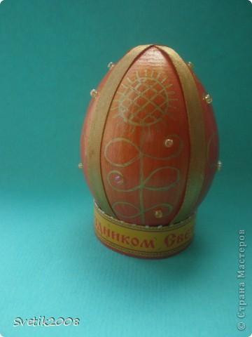 Вот такие подарки я сделала своим друзьям  к светлому Празднику Пасха. фото 6