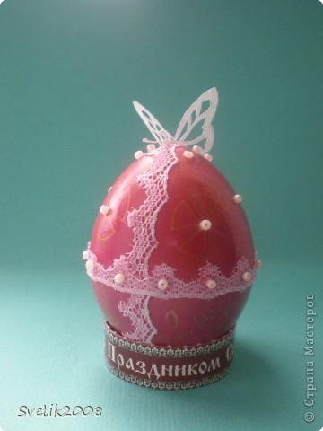 Вот такие подарки я сделала своим друзьям  к светлому Празднику Пасха. фото 5
