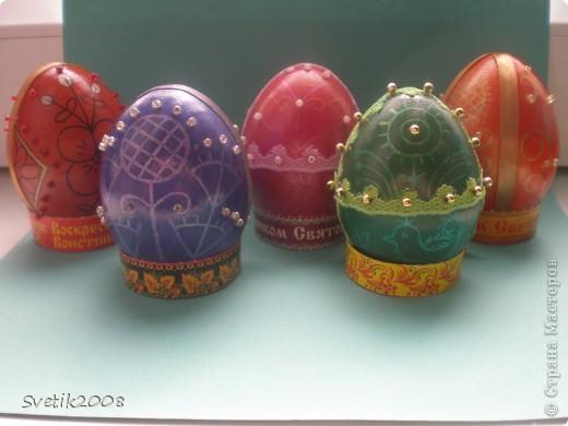 Вот такие подарки я сделала своим друзьям  к светлому Празднику Пасха. фото 12