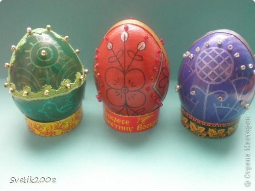 Вот такие подарки я сделала своим друзьям  к светлому Празднику Пасха. фото 2