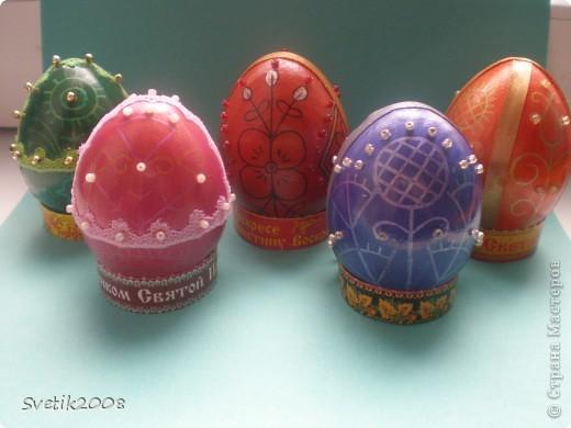 Вот такие подарки я сделала своим друзьям  к светлому Празднику Пасха. фото 13