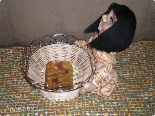 Очень понравилась хлебница Елены Аржановой, вот решила и себе сделать!!! фото 2
