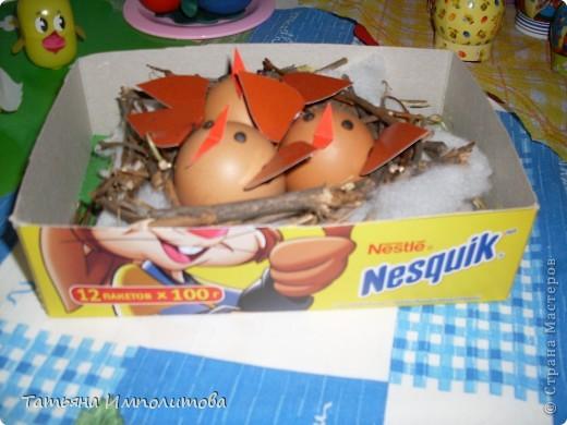 Поделки из яиц (выставка) фото 2