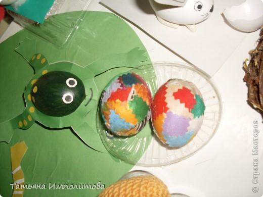 Поделки из яиц (выставка) фото 4