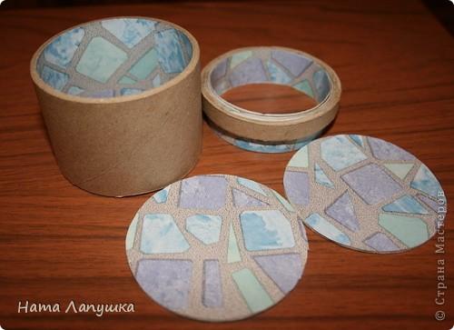 Как круглую сделать шкатулку из пеноплекса