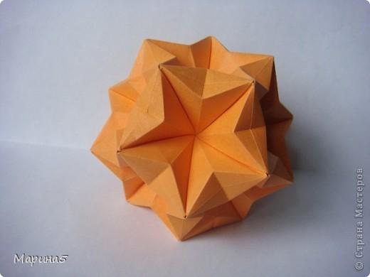 Книга Unit Origami Fantasy  продолжение... Стр.110-111 фото 2