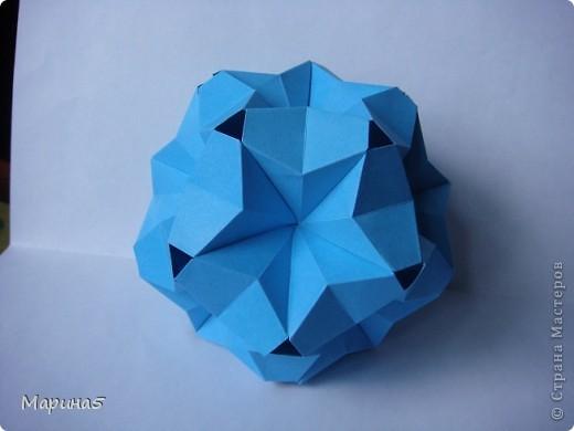 Книга Unit Origami Fantasy  продолжение... Стр.110-111 фото 3