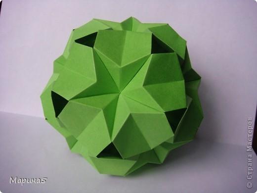 Книга Unit Origami Fantasy  продолжение... Стр.110-111 фото 4