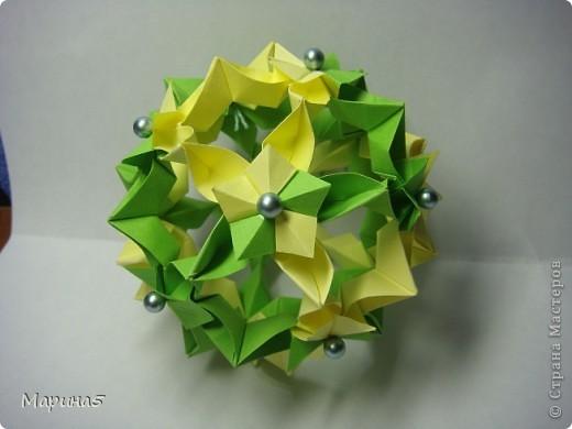Книга Unit Origami Fantasy  продолжение... Стр.110-111 фото 1