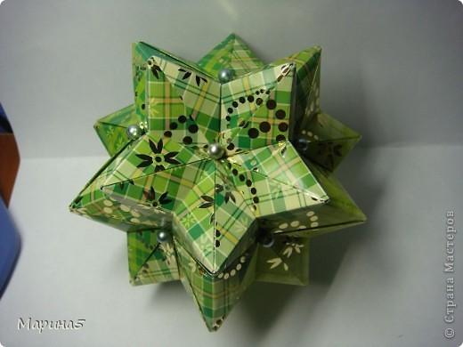 Книга Unit Origami Fantasy  продолжение... Стр.110-111 фото 7