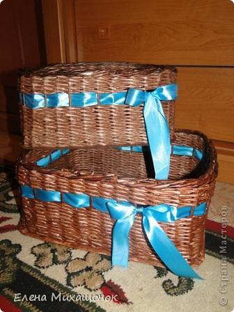 Плетенки - подарок на новоселье фото 1