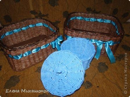 Плетенки - подарок на новоселье фото 2