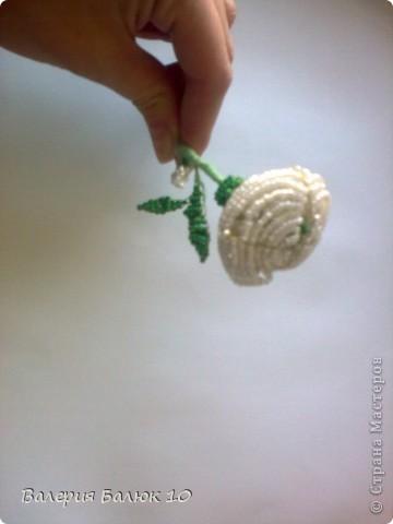 Эту розу я делала для мамы на день ее рождения! фото 4