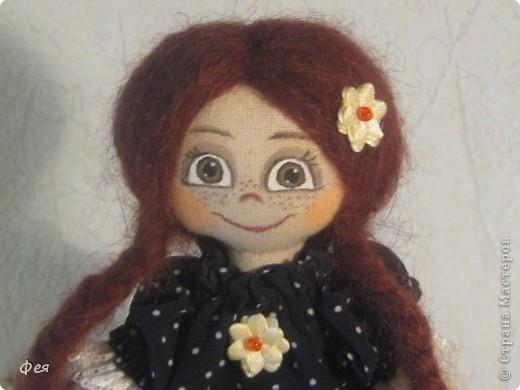 Это Дуняша, младшая сестричка Василисы :))) фото 9