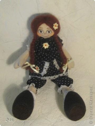 Это Дуняша, младшая сестричка Василисы :))) фото 3