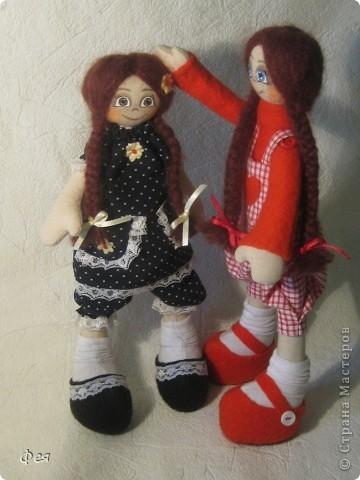 Это Дуняша, младшая сестричка Василисы :))) фото 7