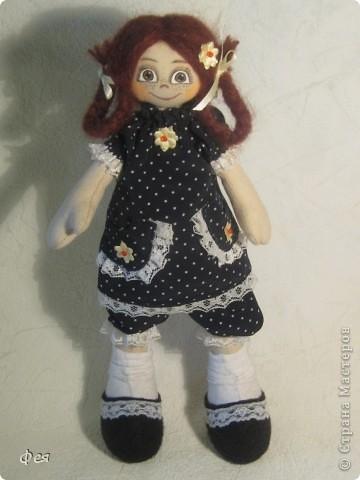 Это Дуняша, младшая сестричка Василисы :))) фото 5
