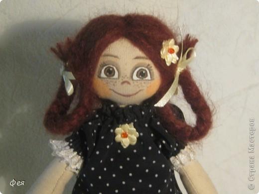 Это Дуняша, младшая сестричка Василисы :))) фото 6
