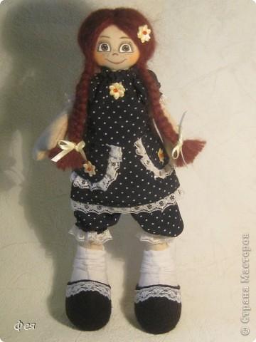 Это Дуняша, младшая сестричка Василисы :))) фото 1