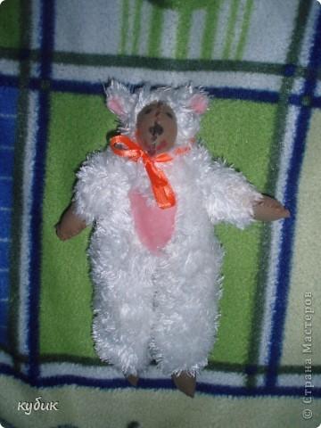 вот такую овечку пошили на пасху фото 2