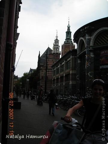 Здравствуйте жители и гости моей любимой Страны Мастеров! Приглашаю Вас всех на прогулку по Голландии. Все фотографии сделаны мною лично в 2007 году. Их более 600, и я решила отобрать некоторые, сделать репортаж и показать его Вам. Буду надеяться, что Вам понравится!   фото 37