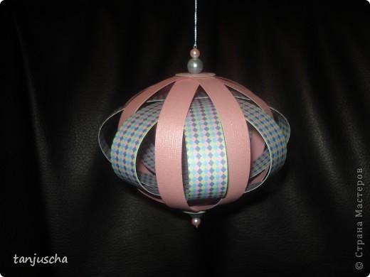 Купила в магазине книжку Filigrane Paper Balls там всё подробно написано как делать такие шарики. Отдельно продаются к книжке наборы где уже всё лежит только бери и собирай. Я такие наборы называю для ленивых. Всё настолько просто что я решила поделиться с вами может кому и пригодится. фото 6