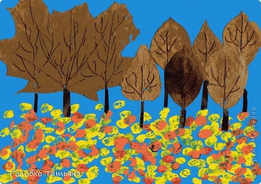 Золото листвы закружит над головой.... фото 1