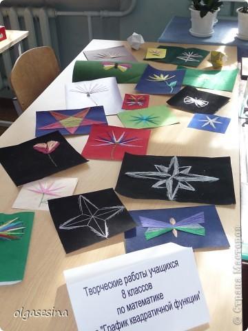 Мы привыкли, что в школе творчеством дети занимаются на уроках ИЗО и труда. А я хочу показать на примере работ учащихся нашей школы. как можно любой учебный предмет сделать интереснее. фото 11