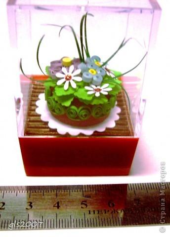 Квиллинг-тортик фото 5