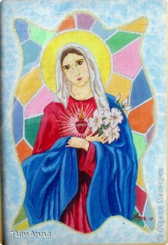 Дева Мария фото 1