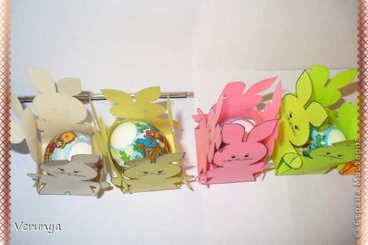 Подарок тётушке. Увидела в интернете, как украсить лентами и бисером яйцо к Пасхе. фото 5