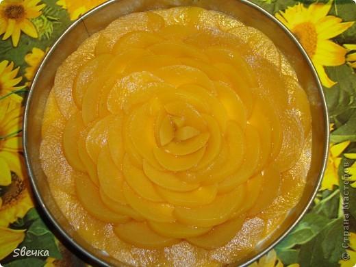 Несколько лет назад в одном кулинарном журнальчике вычитала этот рецепт. Спасибо за него Ольге Сивовой. Делается быстро,  красивый и вкусный. фото 1