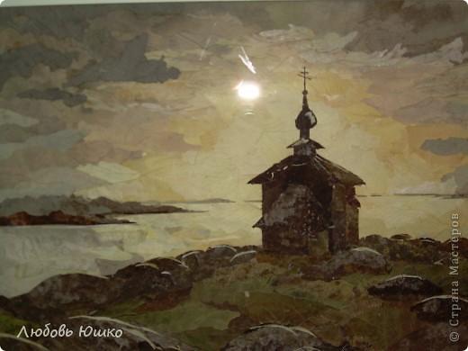 Картина панно рисунок Рисование и живопись картины из природных материалов Листья фото 4
