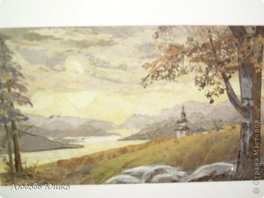 Картина панно рисунок Рисование и живопись картины из природных материалов Листья фото 2