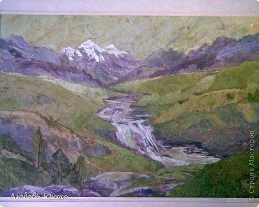 Картина панно рисунок Рисование и живопись картины из природных материалов Листья фото 7