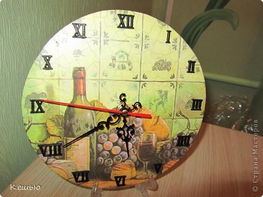 часы на кухню фото 2
