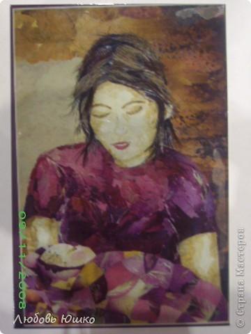 Картина панно рисунок Рисование и живопись картины из природных материалов Листья фото 3
