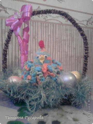 Вот такие  получились подарки к Пасхе. фото 2