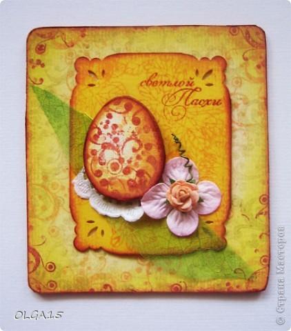 Пасхальные открытки фото 10