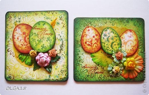 Пасхальные открытки фото 2