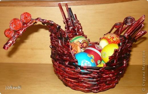 Вот такая у меня получилась курочка по МК Веры С http://stranamasterov.ru/node/59344?c=favorite Всех жителей страны с праздником Светлой Пасхи!