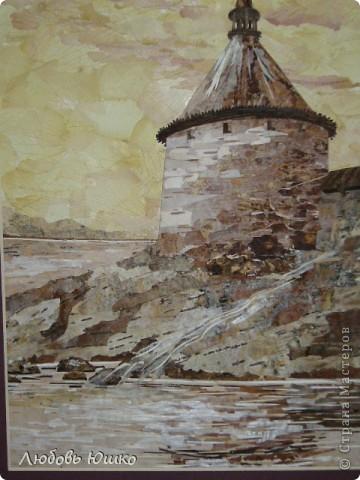 Картина панно рисунок Рисование и живопись картины из природных материалов Листья фото 5