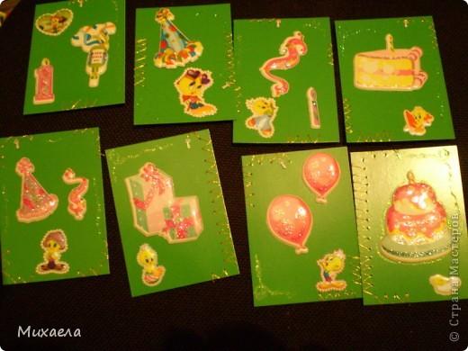Серия АТС День рождения  цыпленка Цыпы! фото 2