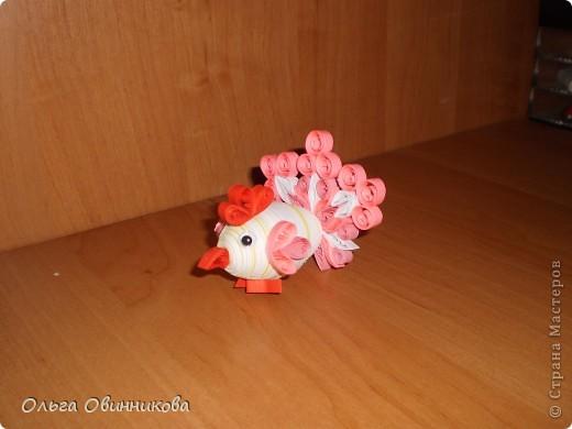 Мои маленькие пасхальные курочки фото 6