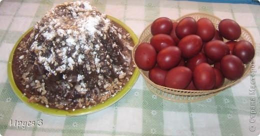 Пасхальный пирог  фото 1
