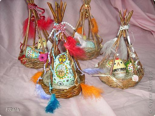 Поздравляю всех жителей Страны Мастеров с днём Светлой Святой Пасхи! фото 1