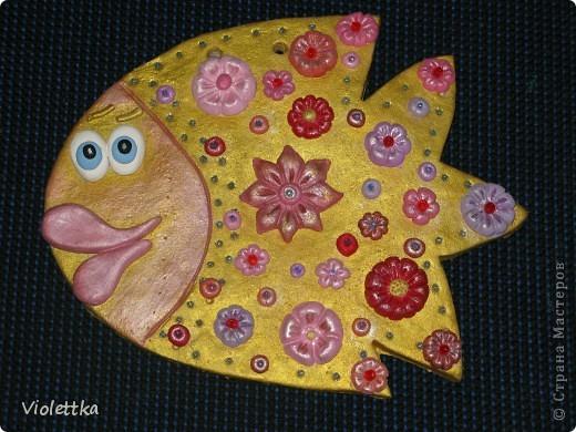 Золотая рыбка, влюбчивая фото 1