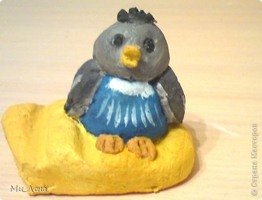 Новогодние игрушки из солёного теста фото 8