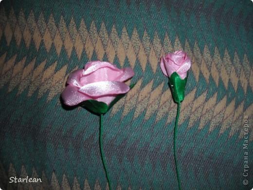 брошка-роза фото 3