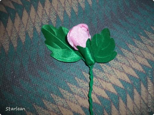 брошка-роза фото 4